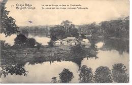 CONGO BELGE - La Rive Du Congo, En Face De Ponthierville - Congo Belge - Autres