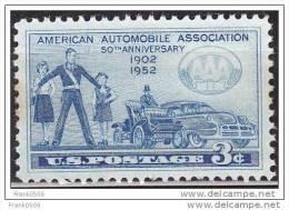 USA 1952, A.A.A. Isuue, MNH - Vereinigte Staaten