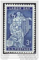 USA 1956, Labor Day Issue, MNH - Vereinigte Staaten