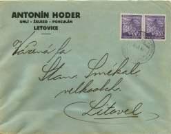 Böhmen Und Mähren  1941  MiNr  65a X2 - Besetzungen 1938-45