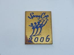 Pin's PATINAGE, SPRING CUP 2006 - Patinaje Artístico