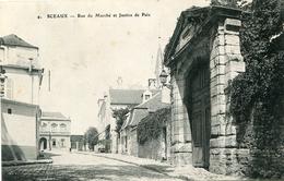 SCEAUX(HAUTS DE SEINE) PALAIS DE JUSTICE - Sceaux
