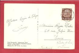 N°Y&T N°447  KOLM       Vers   FRANCE  1935   VOIR 2 SCANS - Briefe U. Dokumente