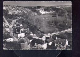 CP (89) Mailly Le Château  -  Village Du Bas Et Pont Sur L'Yonne - Autres Communes