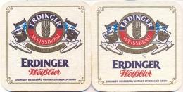 #D115-089 Viltje Erdinger Weißbier - Sous-bocks