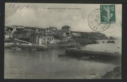 56 BELLE ILE EN MER - Port De SAUZON - Belle Ile En Mer