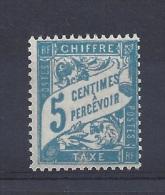 TAXE N° 28 - NEUF SANS CHARNIERE - LUXE - 1859-1955 Nuovi