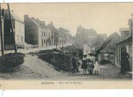 Somme : Ault-Onival, Rue De La Rampe, Animée - France