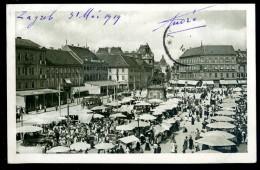 Cpa De Croatie Zagreb   LIOB106 - Kroatië