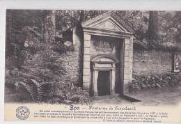 SPA FONTAINE DE GROISBEECK - Spa