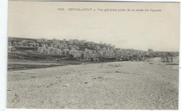 Somme : Ault-Onival, Vue Prise De La Route De Cayeux - Ault