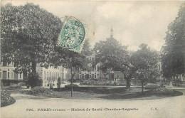 PARIS (Auteuil) - Maison De Santé Chardon-Lagache. - Arrondissement: 16