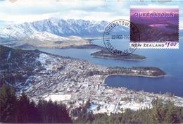 NEW ZELAND QUEENSTOWN 1995  (SET160046) - Nuova Zelanda