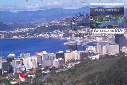 NEW ZELAND WELLINGTON 1995  (SET160047) - Nuova Zelanda