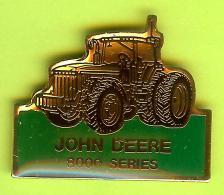 Pin John Deere 8000 Series Tracteur - 5P25 - Merken