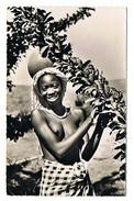 CPSM A.O.F. Beauté Africaine - Afrique Du Sud, Est, Ouest