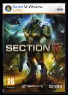 PC Section 8 - Jeux PC