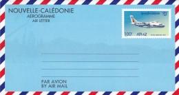 Nouvelle Calédonie - Lettre - Cartas