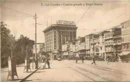 LA CORUNA - Canton Grande Y Banco Pastor. - La Coruña