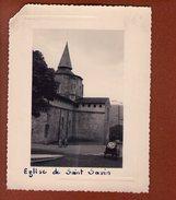 1 Photo 11 X 8,5 Cm - Eglise De Saint Savin - Lieux
