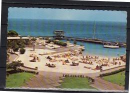 Netherlands Antilles Curacao Hilton Hotel Retro 1973 Shopping Center Of The Caribian (na44) - Postcards