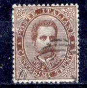 Italia-F01492 - 1879: Sassone N.41 (o) Used - Privo Di Difetti Occulti. - 1878-00 Umberto I