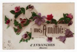 Dept 50 Avranches - Mes Amitiés - Du 21 Mai 1930 - Avranches