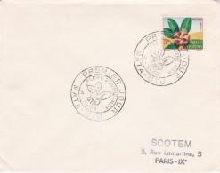 Wallis Et Futuna - Lettre - Wallis Und Futuna