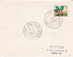 Wallis Et Futuna - Lettre - Covers & Documents