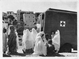 Infirmieres De La Croix Rouge En Algerie - Croix-Rouge
