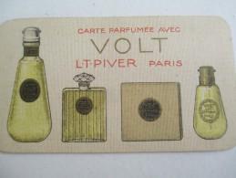 Petit Calendrier De Sac /Touche à Sentir/Parfumerie/LT PIVER/VOLT/1927    CAL343 - Calendars