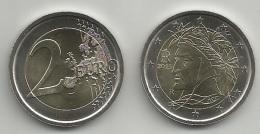 ITALIA ITALIE ITALY 2 EURO DANTE. 2015 UNC - Italie