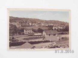Allassac. - La Gare Et La Ville.(16 - 6 - 1949) - Autres Communes