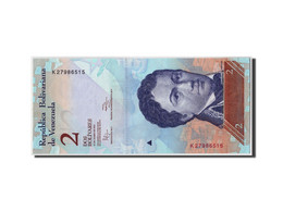 Venezuela, 2 Bolivares, 2012, KM:New, 2012-01-31, NEUF - Venezuela