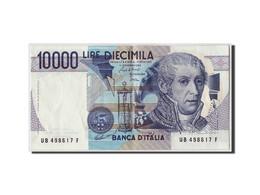Italie, 10,000 Lire, 1984, KM:112a, 1984-09-03, TTB+ - [ 2] 1946-… : République