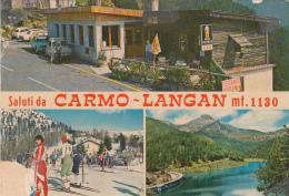 Italie - Saluti Da Carmo-Langan - Imperia