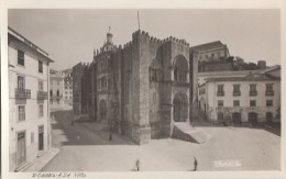 Portugal - Coimbra - A Sé Velha - Coimbra