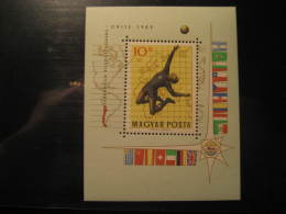 Yvert Block 41 Cat.: 12,50 Eur ** Unhinged Chile 1962 World Cup Block Hungary Football Soccer Futbol - Coupe Du Monde