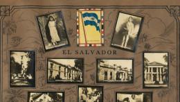 El Salvador Cartel De 13 Pequenas Fotos Propaganda Tabacalera Cubana Cuba  S.S. Club Tranvia Tram  Etc - Salvador