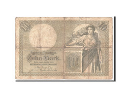 Allemagne, 10 Mark, 1906, KM:9b, 1906-10-06, TB - [ 2] 1871-1918 : Duitse Rijk
