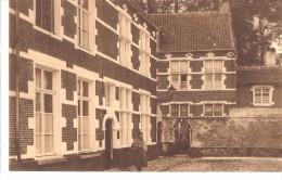 Lier-Lierre (Mechelen)-Hoekje Van Begijnhof-Grachtkant-Béguinage-Uitg. Jos. Taymans, Lier - Lier