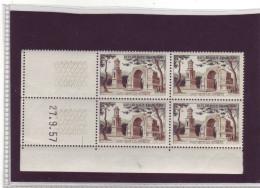 N° 1130 - 50F SAINT REMY - 1° Tirage Du 20.9.57 Au 15.10.57 - 27.09.1957 - - Angoli Datati