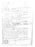 Passavent Pour Les Sels.Laisser Passer.10 Juillet  1884. - Documents Historiques