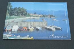 PK124-   Baveno - Laggo Maggiore - Barche
