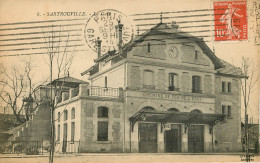 D 78 - SN 501 - Sartrouville - La Gare - Chemins De Fer - Gares - Sartrouville