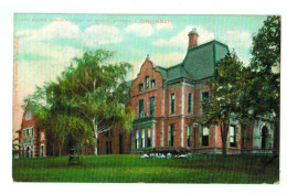 T46 Cpa  CINCINNATI  : Clara Bauer Conservatory Of Music Avondale  , Cincinnati  , 2 SCANS - Cincinnati