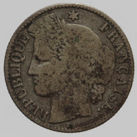 Céres - 50 Centimes - 1871 K - Frankrijk