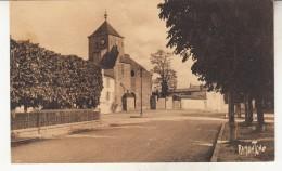 Mauze   Place De L'Eglise - Mauze Sur Le Mignon