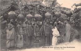 ¤¤  -   ETHIOPIE   -   Mission Du SHIRE Des Pères Montfortains  -  Porteuses D'Eau    -  ¤¤ - Ethiopie