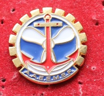 Pin´s Marine. AAEEMEF - Armee